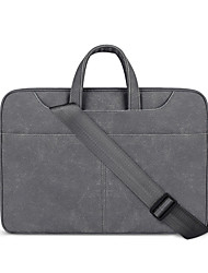cheap -Portable Computer Bag/Frosted Pu Notebook Liner/Concealed Portable Waterproof Shoulder Bag