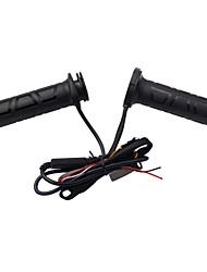 Недорогие -Рули для мотоциклов 12-24 Вт / электрические рули класса делюкс с уплотнением 1 пара (слева и справа) / с регулируемой температурой / экологически чистые материалы
