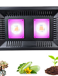 cheap -Grow Light for Indoor Plants LED Plant Growing Light Full Spectrum For Greenhouse Hydroponic Growing Light Fixture 220V 110V 100W 1000lm 1LED Beads Vegetable Greenhouse