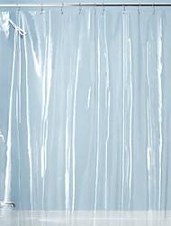 Недорогие -против плесени антибактериальная прозрачная занавеска для душа против плесени антибактериальная прозрачная нетоксичная, экологически чистая, без химического запаха, антикоррозийная прокладка
