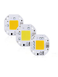Недорогие -Высокая мощность 100 Вт 70 Вт 50 Вт светодиодный чип 220 В 110 В светодиодный чип чип сварки бесплатно диод для прожектора умный ic не нужно водитель