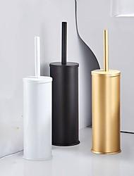cheap -Toilet Brush Holder Creative Modern Aluminum 1pc - Bathroom Single