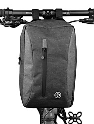 cheap -4.8 L Bike Handlebar Bag Wearable Durable Bike Bag Oxford Cloth 600D Polyester Bicycle Bag Cycle Bag Bike / Bicycle