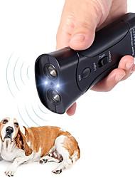 cheap -New Ultrasonic Dog Chaser Aggressive Attack Repeller Trainer LED Flashlight training Repeller Control Anti Bark Barking