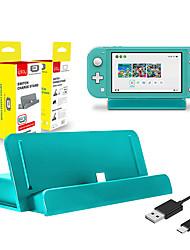 Недорогие -новый пульт Nintendo Switch Lite зарядное устройство универсальный переключатель мини зарядное устройство
