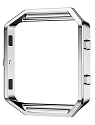 cheap -Cases For Fitbit Fitbit Blaze Silicone Screen Protector Smart Watch Case Compatibility