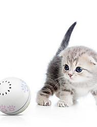 cheap -Pet Smart Companion Ball Cat Toys Built-in Catnip Box Irregular Scrolling Funny Cat Artifact Smart Pet Toy