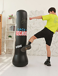 cheap -Punching Bag for Martial Arts Boxing Youth Strength Training Crossfit Weight Loss Black Blue / Kid's