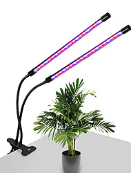 cheap -YWXLIGHT® Grow Light LED Plant Growing Light Grow Light LED Full Spectrum 5V 20W 1800-2000lm 40 LED Beads Plant Growing Light Fixture Home Office