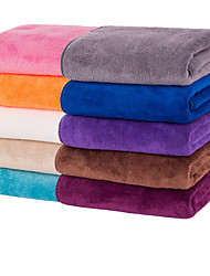 cheap -Microfiber Sports Towel Travel Towel Gym Towel 5 Pack Women's Men's Hand Towel Sweat Towel Solid Colored Quick Dry Lightweight Super Absorbent for Home Workout Fitness Gym Workout Autumn / Fall
