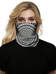 cheap -Daily / Masquerade Polyester Bandanas Fashion / Abstract / Creative - 1 pcs