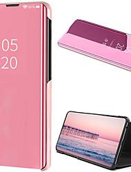 Недорогие -чехол для apple iphone 11 / iphone 11 pro / iphone 11 pro max покрытие / зеркало чехлы для всего тела из цельного пластика для iphone xs max / xs / xr / 8 plus / iphone 7