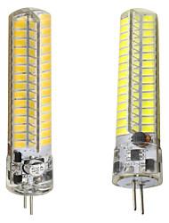 cheap -1pc 3 W LED Bi-pin Lights 350 lm G4 GY6.35 120 LED Beads SMD 5730 Warm White White 9-30 V / RoHS