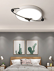 cheap -Led Modern Simple Children's Room Lamp Soaring Ceiling Lamp Creative Cartoon Bed Room  Lamps 24 w.