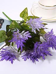 Недорогие -имитация снежной хризантемы пластиковые цветы и растения оптом инжиниринг садоводство свадебные украшения балкон дисплей цветы имитация зеленых растений