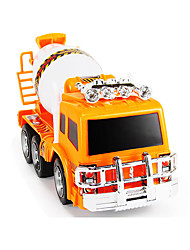 cheap -1:160 Plastic Truck Construction Truck Set Excavator Concrete Mixer Toy Truck Construction Vehicle Toy Car Model Car Simulation Truck Excavating Machinery Boys' Girls' Kid's Car Toys / 14 years+