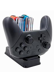 Недорогие -Проводное Кронштейн ручки Назначение Nintendo Переключатель ,  Cool Кронштейн ручки ABS 1 pcs Ед. изм