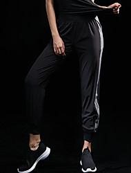 Недорогие -штаны для спортивной одежды / спортивные штаны для йоги / штаны из натурального хинлона