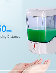 Недорогие -дозатор мыла автоматический индукционный пластик 600000 мл
