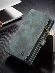 cheap -CaseMe Business Leather Case For Samsung Galaxy S20 / S20 Plus / S20 Ultra With Wallet Card Slot Magnetic Flip Stand Multifunctional Luxury 2-in-1 Detachable Case Cover