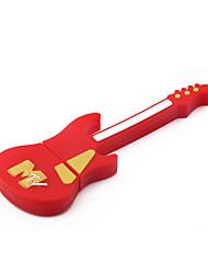 Недорогие -электрическая гитара litbest 64 ГБ красная флешка USB 2.0 для автомобиля