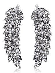 Недорогие -невесты циркония длинное ожерелье классический сова простой классический мода хром золото синий серебро 80 см ожерелье ювелирные изделия 1 шт.