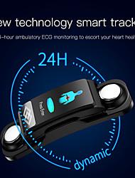 Недорогие -новый умный браслет hp10 24-часовой динамический ЭКГ здоровье артериальное давление и кислород крови спортивные часы