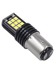 cheap -OTOLAMPARA 1pcs Car Light Bulbs 3.5 W SMD 3528 280 lm 24 LED Brake Lights For universal All Models 2018 / 2016 / 2017