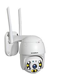 Недорогие -Облако Inqmega 1080 P открытый PTZ IP-камера Wi-Fi скорость купольная камера с автоматическим слежением 4-кратный цифровой зум 2-мегапиксельная ИК-камера видеонаблюдения безопасности камеры