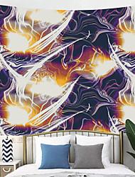 Недорогие -ambesonne аннотация гобелен разноцветный экспрессионист произведение искусства дизайн испорченный узор ткань декор на стене для спальни общежитие гостиная.