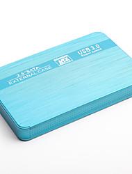 Недорогие -litbest yd0016 hdd мобильный высокоскоростной внешний портативный жесткий диск персональное облако интеллектуальное хранилище 2.5 дюйма usb3.0 синий 120 г / 160 г / 250 г / 320 г / 500 г