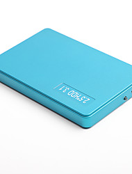 cheap -LITBEST YD0015 HDD Mobile High Speed External Portable Hard Disk Personal Cloud Smart Storage 2.5 Inch USB3.0 Blue 120G / 160G / 250G / 320G / 500G