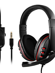 cheap -3.5mm Wired Gaming Headphones Game Headset Microphone Volume Control for PS4 Play Station 4 PC