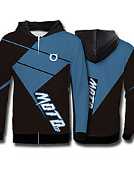 cheap -Raytheon cross-country motorcycle fleece sweater Motorcycle Jersey riding clothing downhill clothing outdoor sports casual jacket MOTOGP