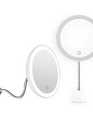 Недорогие -светодиодное косметическое зеркало с подсветкой света TikTok Light YouTube видео многофункциональный светодиодный красоты светящееся зеркало зеркало в ванной новинка дизайн одежды