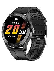 cheap -KUPENG HF15 Unisex Smartwatch Smart Wristbands Bluetooth Waterproof Heart Rate Monitor Sports Media Control Exercise Record Pedometer Call Reminder Sleep Tracker Sedentary Reminder