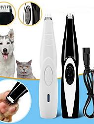 Недорогие -собака кошка гвоздь машинка для стрижки волос точильщик уход за домашними животными инструмент электрический ножницы usb аккумуляторная стрижка собак бритва