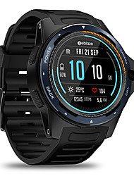 cheap -Zeblaze Thor 5 Unisex Smartwatch Bluetooth Waterproof Touch Screen Heart Rate Monitor Video Health Care ECG+PPG Timer Pedometer Sedentary Reminder Alarm Clock