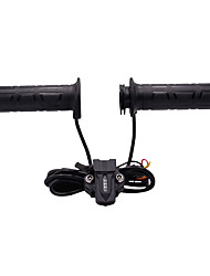 cheap -Independece Five-gear Switch Models Electric-thermal Motorcycle Handlebars Adjustable 1 pair(right and Left)