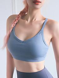 Недорогие -активная одежда йога женская кросс-кросс тренировка / бег из эластана