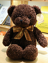 cheap -Stuffed Animal Stuffed Animal Plush Toy Bear Teddy Bear Handcrafted lifelike Cute Lovely Kid's Perfect Gifts Present for Kids Babies Toddler