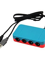 Недорогие -Аксессуары для игрового контроллера Назначение Nintendo Переключатель ,  Портативные Аксессуары для игрового контроллера ABS 1 pcs Ед. изм