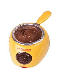 Недорогие -электрическая шоколадная плавильная машина мини плавильный котел плавильная печь