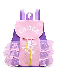 cheap -Dance Accessories Backpack / Duffel Bag Girls' Training / Performance Oxford cloth Lace / Lace-up / Ruffle