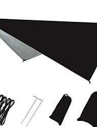 cheap -Patio Sun Shade Sail Triangle Canopy - Outdoor camping multi-functional canopy Permeable UV Block Fabric Durable Outdoor Sun Shades