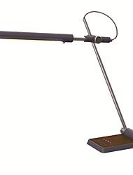 cheap -Desk Lamp LED Simple For Study Room Office 220V Wood Gold Black