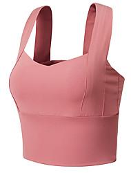cheap -Activewear Top Split Joint Women's Training Running Sleeveless Terylene