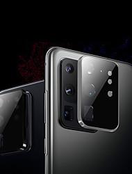 Недорогие -металлическая защитная пленка для камеры для Samsung Galaxy S20 / S20 Plus / S20 ультра-закаленное стекло высокой четкости (HD)