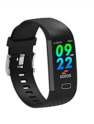 cheap -H22 Unisex Smart Wristbands Android iOS Bluetooth Waterproof Heart Rate Monitor Blood Pressure Measurement Calories Burned Information Stopwatch Pedometer Call Reminder Activity Tracker Sedentary