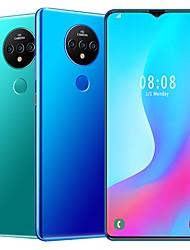 "Недорогие -Z&K Mate 40 6.3 дюймовый "" 4G смартфоны ( 3GB + 16Гб 15 mp MT6582 + MT6290 4500 mAh mAh )"